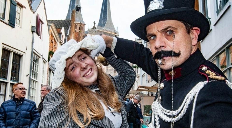 Dickens Festijn Deventer Ronald Hissink 1