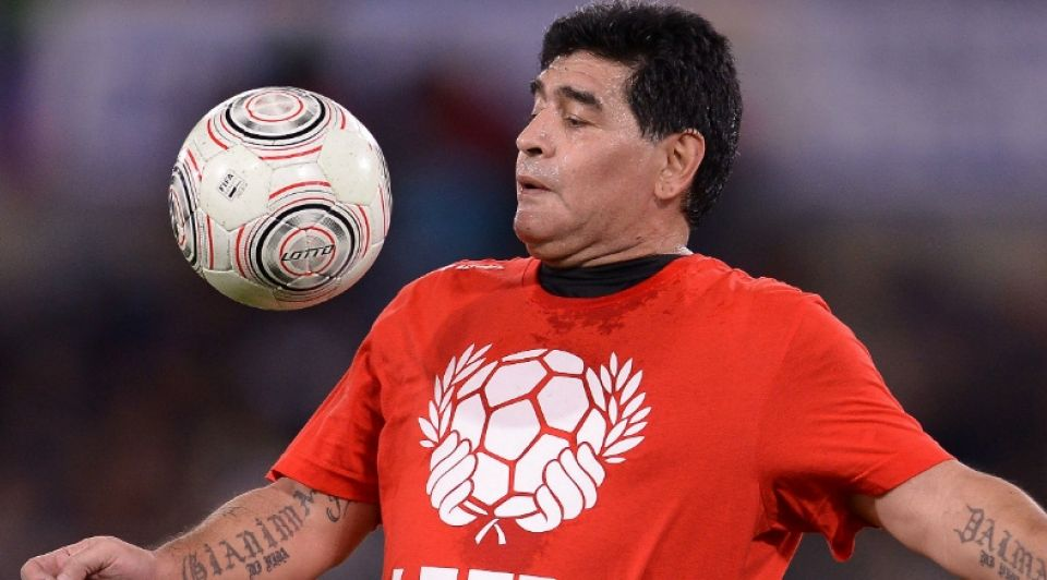 Diego Maradona Heksenberg