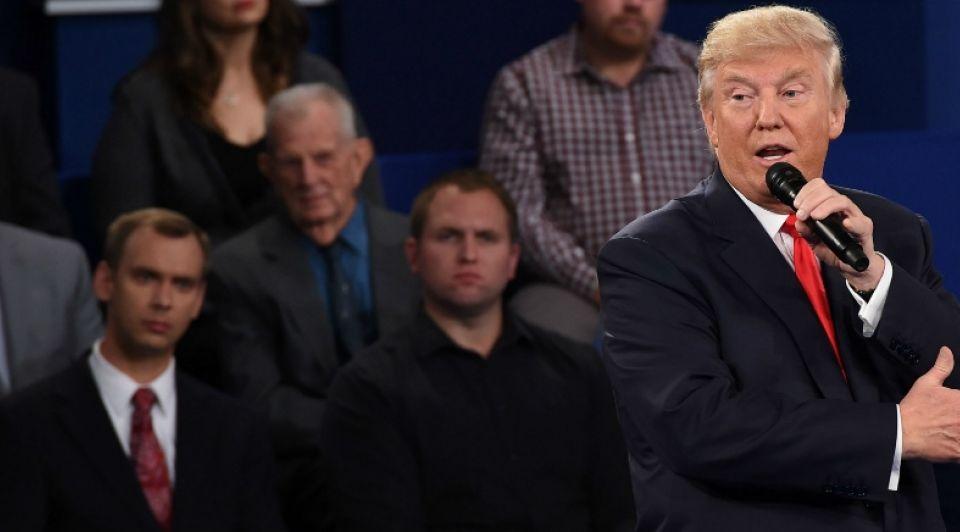 Donald Trump presidentsverkiezingen Verenigde Staten