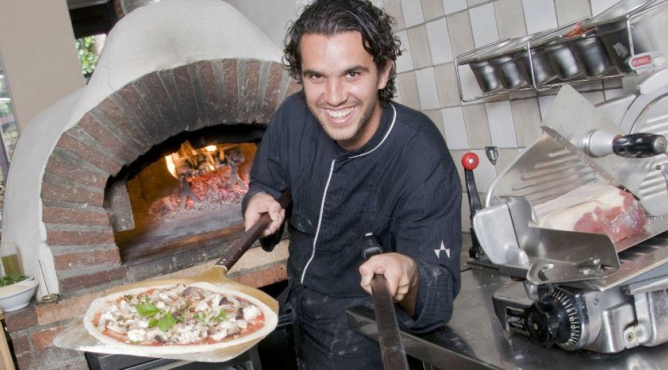 Doorzetter Steven Smeelen pizzabakker Breda