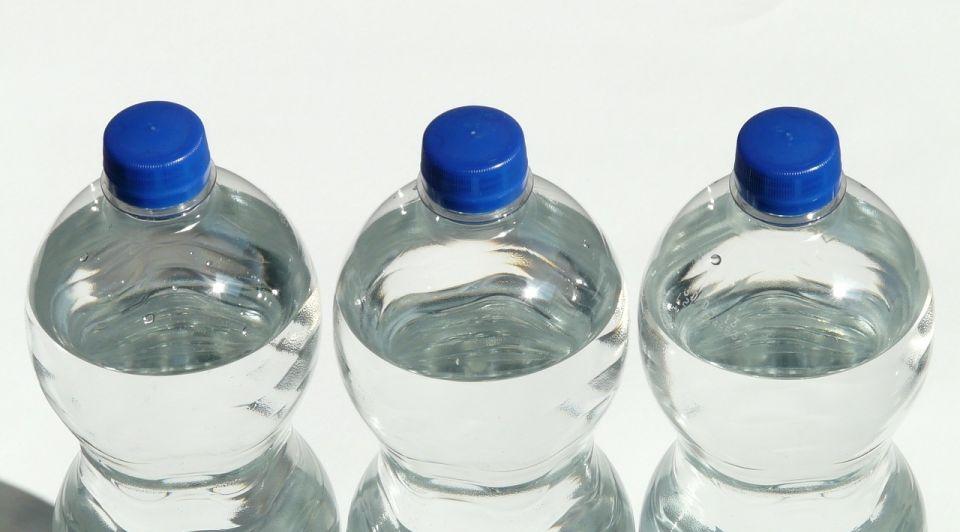 Drinkwater Flesjes Creative Commons