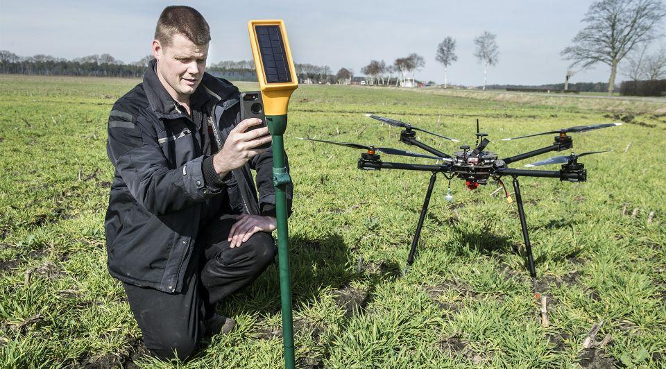 Drone Boer Borne