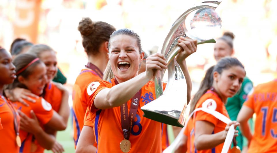 EK vrouwenvoetbal Enschede ondernemers