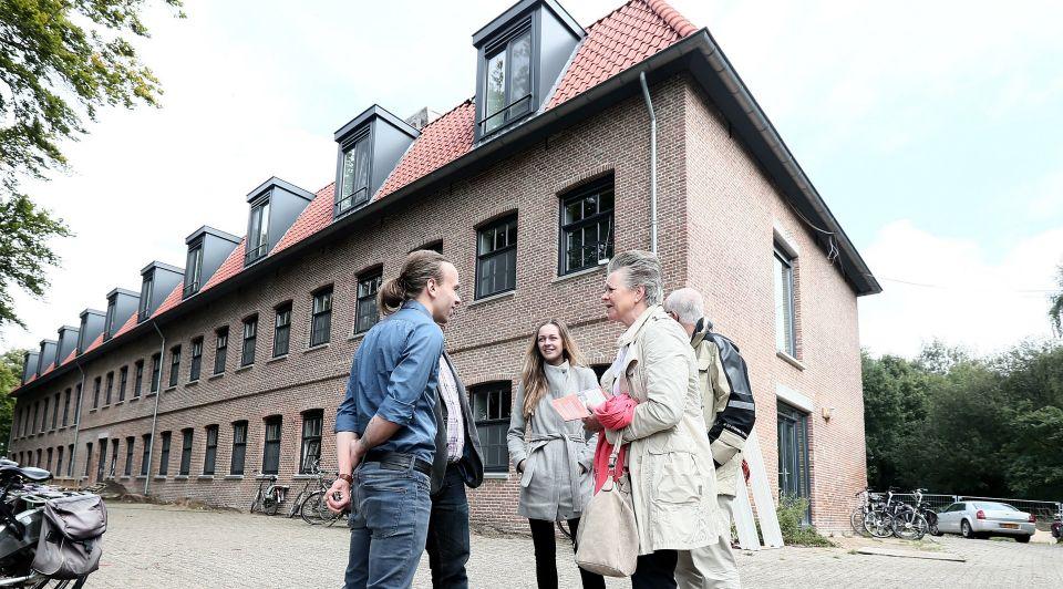 Eibergen fabriek hotel Joyce Stellinga