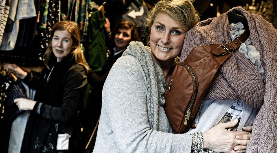 Ellen Schepers Scooter Enschede damesmode