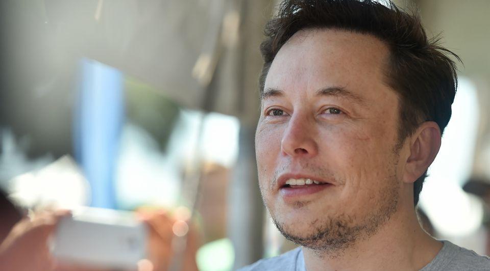 Elon Musk Tesla winst