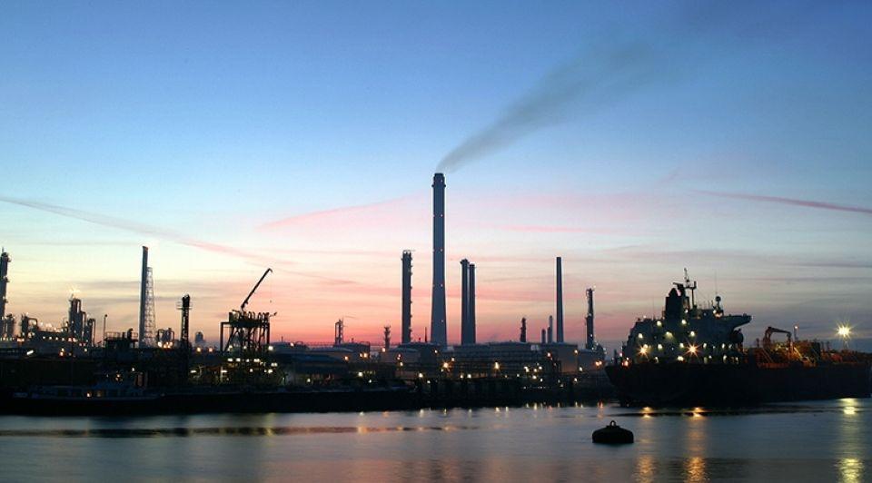 Fabriek Haven Rotterdam