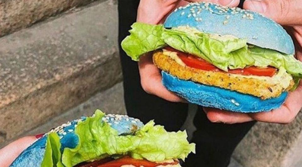 Flower Burger hamburgerketen Rotterdam