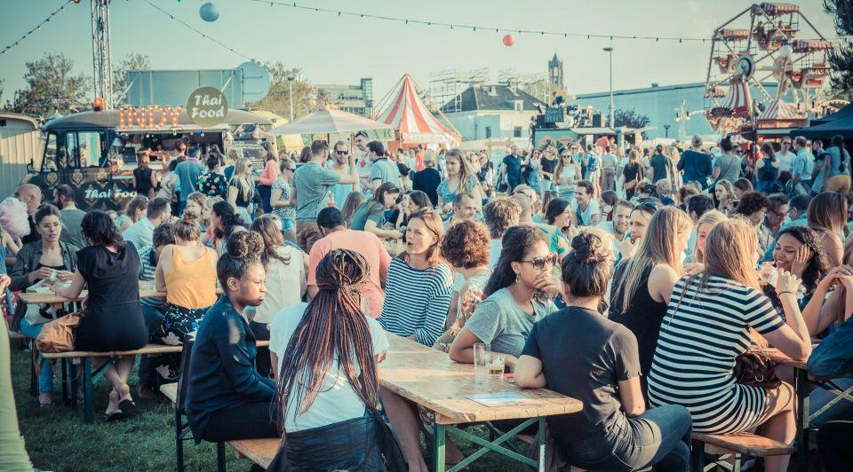 Foodfestival TREK
