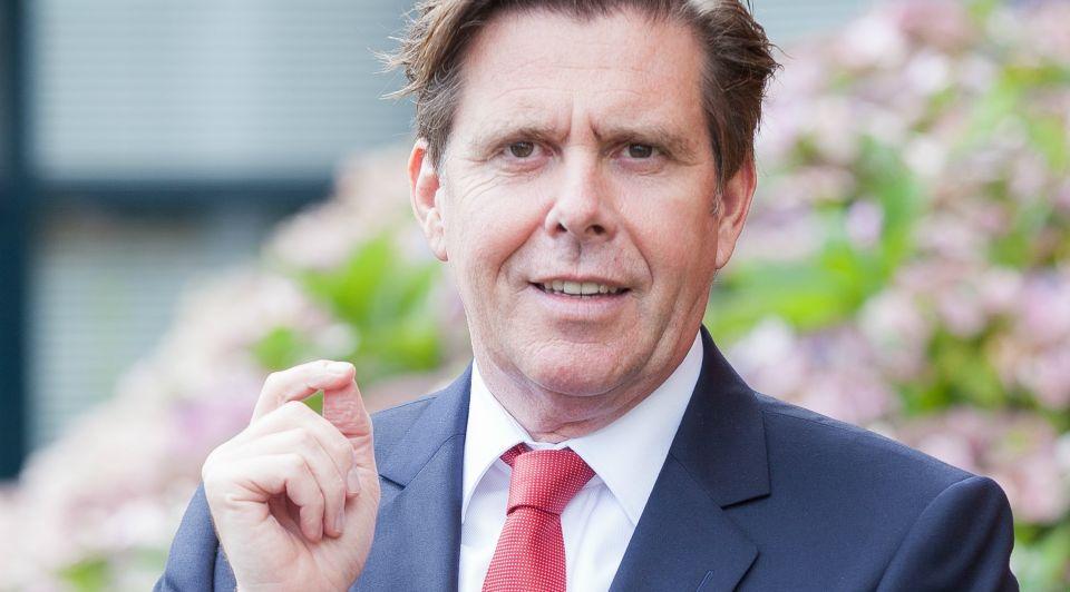 Fred van der Stappen Smart Funding
