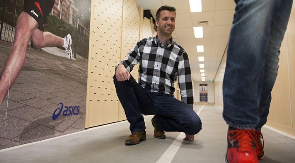 Freddy van Maurik PK Runningshop Dodewaard Gelderland hardlopen winkel schoenen