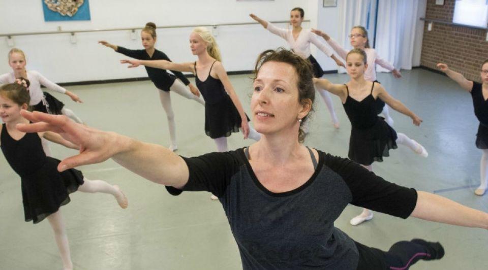 Geraldine van de Griend Dans en Balletschool