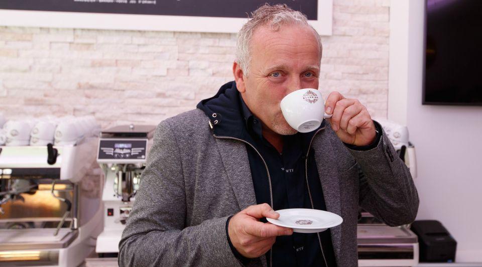 Gordon Blushing Toast Club Amsterdam