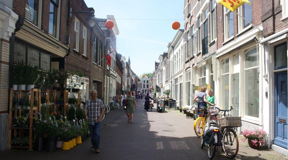 Groenendaal Winkelstraat zaterdag2