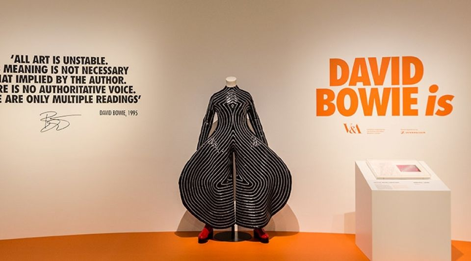 Groninger Museum David Bowie