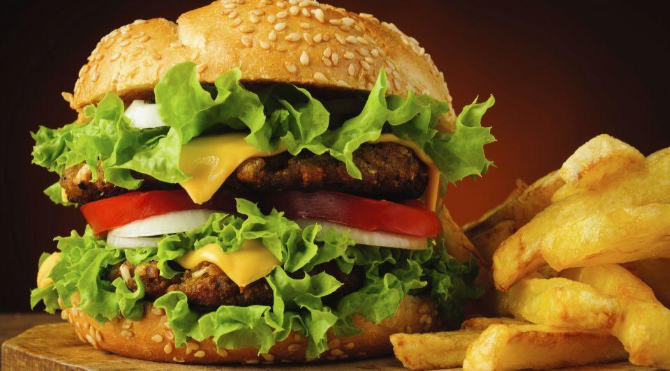 Hamburger Thinkstock