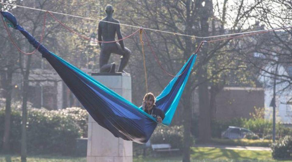 Hangmat Zwolle 1 Frans Paalman