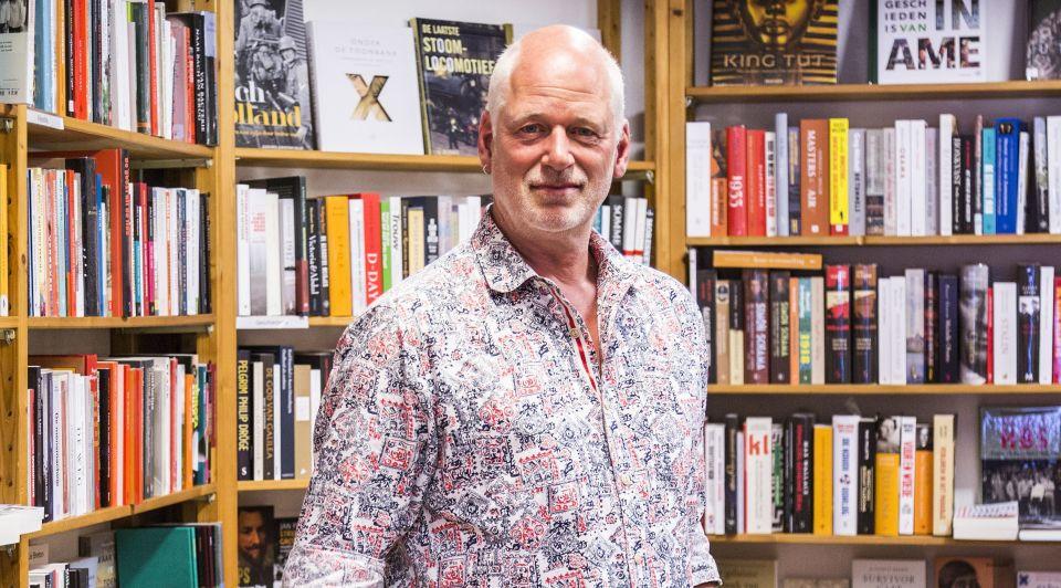 Henk Brandsen boekwinkel