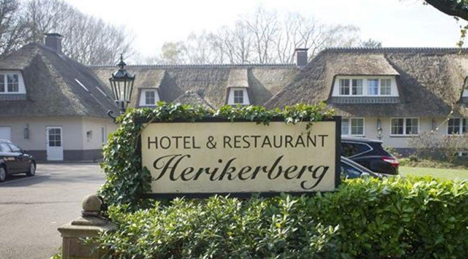 Herikerberg hotel resstaurant Frans Nikkels