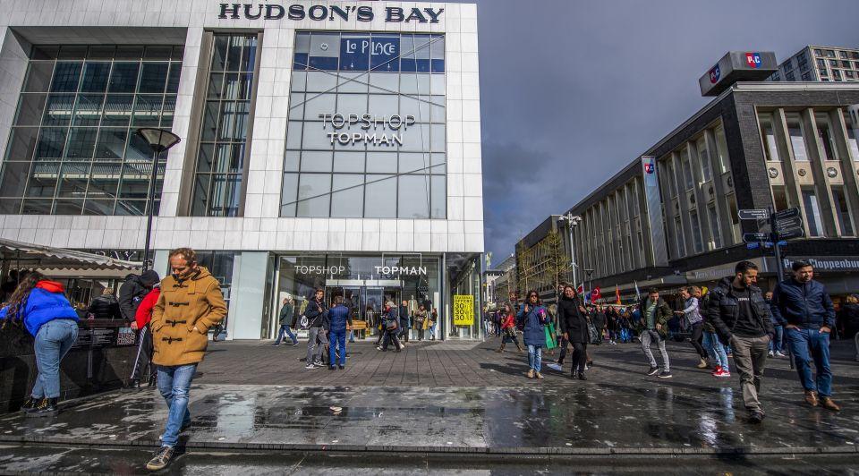 Hudsons Bay Rotterdam