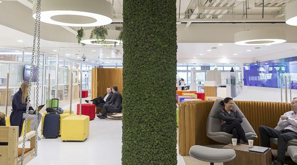 Innovation centre ABN AMRO