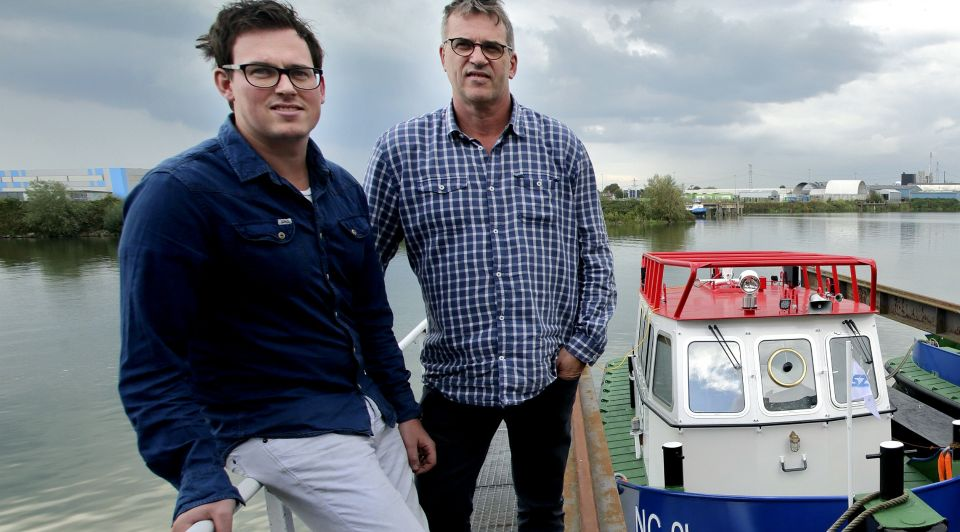 J Schlieker Zonen Dordrecht familiebedrijf