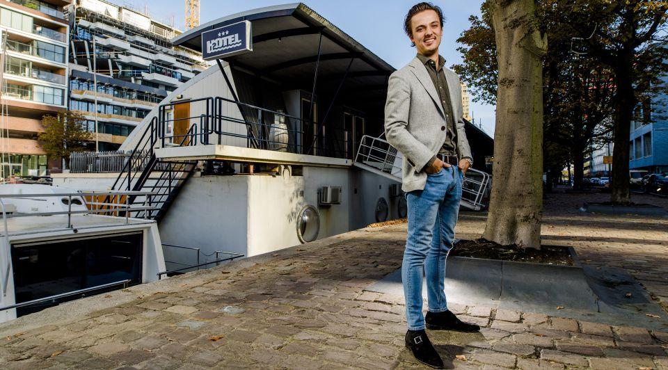 Jan Willem Janssen h2otel