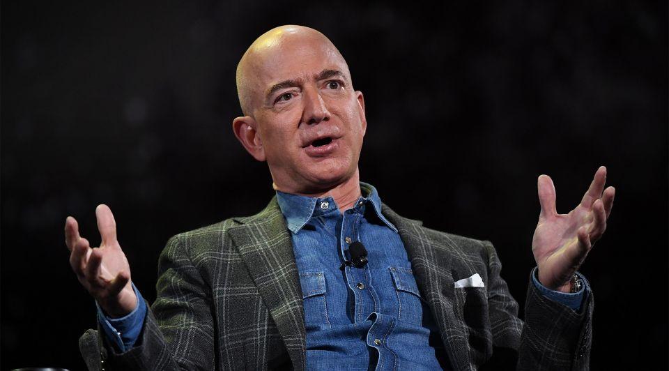 Jeff Bezos Amazon waardevol merk brands
