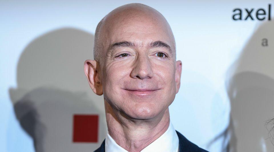 Jeff Bezos Amazon CEO ontslag