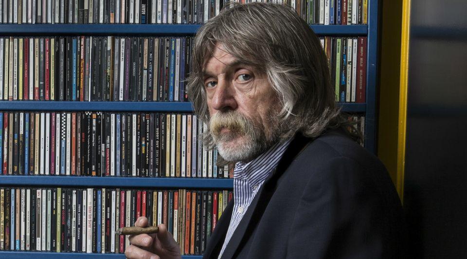 Johan Derksen bluesmuziek sportjournalist Rotterdam club