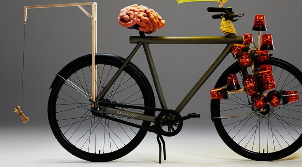 Joke Smart Bike