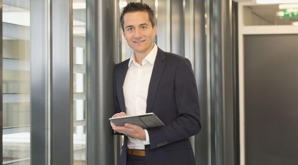 Joris Maljaars Consultant HRM Online