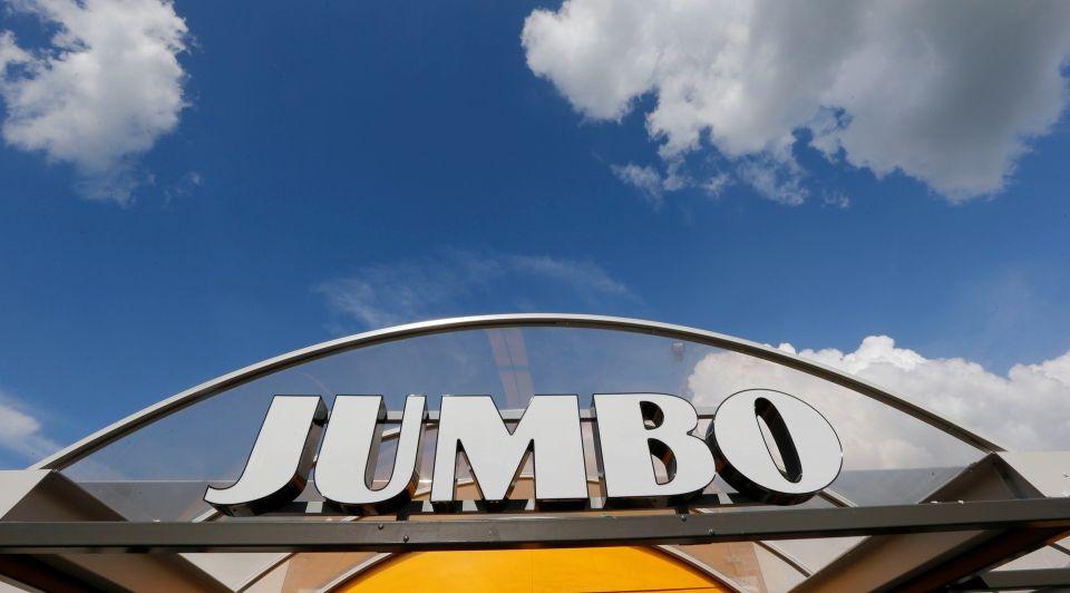 Jumbo Bert Jansen