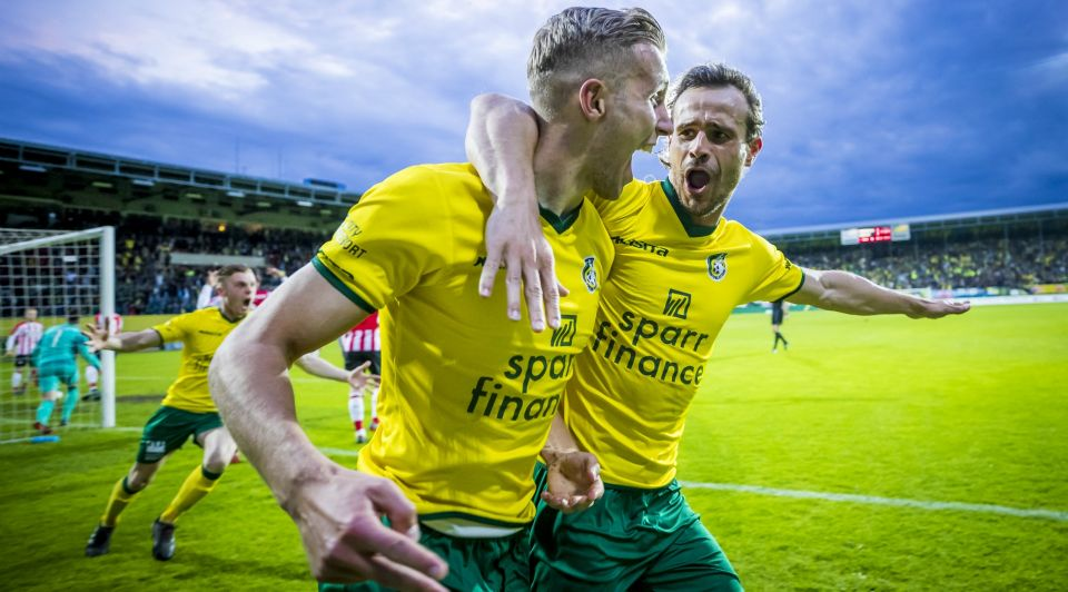 Jupiler League eerste divisie