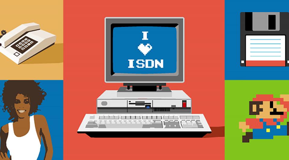 KPN ISDN besparen Voi P