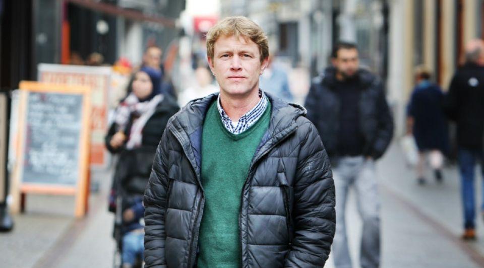 Koert Vermeulen centrummanager Breda