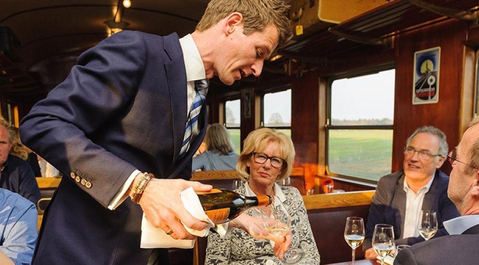 Lars van Galen Michelinsterrenkok Christian van der Meij