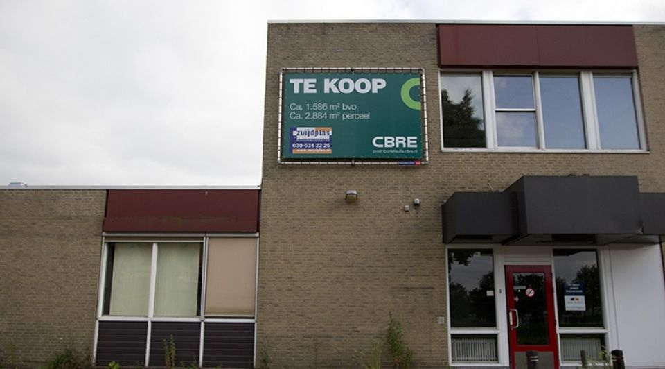Leegstand Kantoor Amsterdam