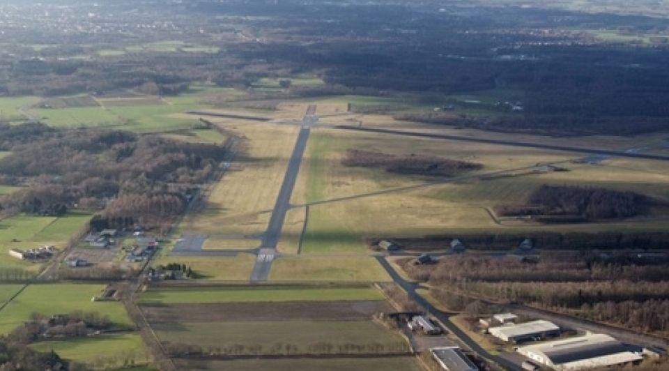 Luchthaven Twente Christian van der Meij