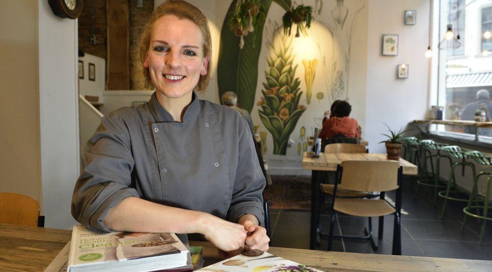 Lunchroom Curcuma Birgit Fijen Gouda Groene Hart vegetarisch veganistisch
