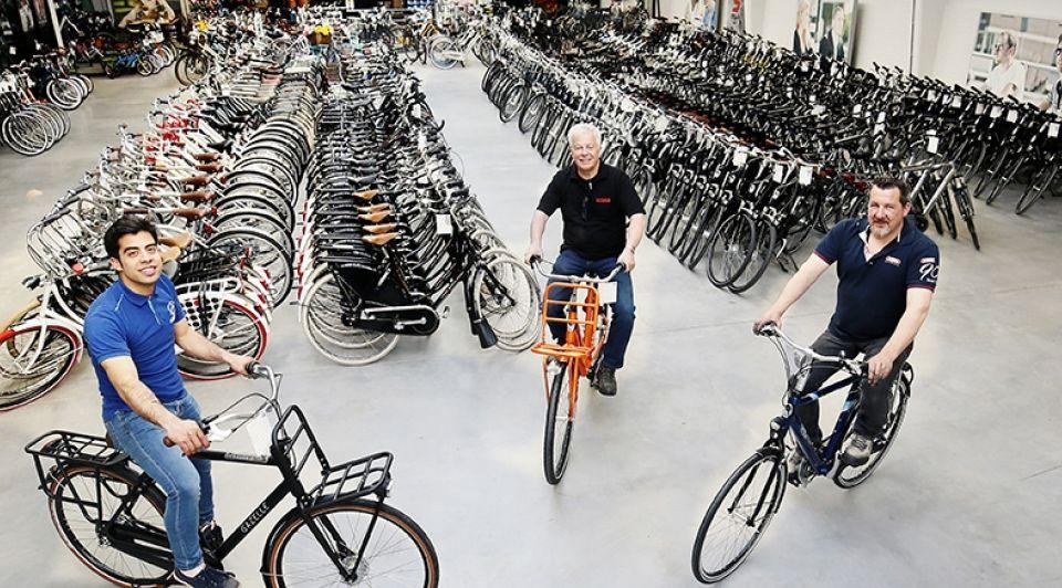 Macco grootste fietsenwinkel