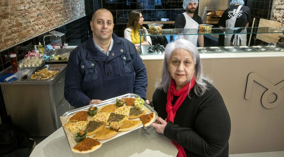 Manakish Libanees huisarts Arnhem Elst