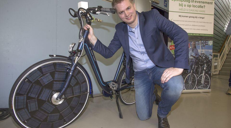 Marc peters solar bike jurriaan balke