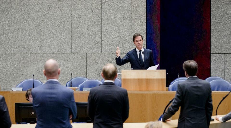Mark Rutte Koningshuis debat
