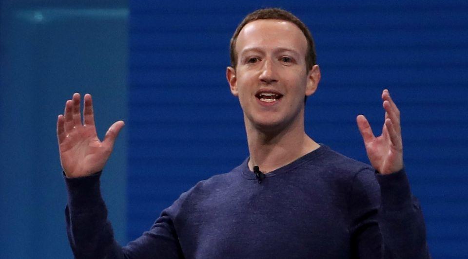 Mark Zuckerberg Facebook 1