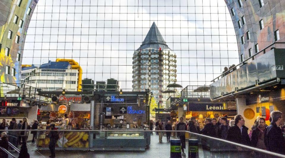 Markthal marche 10 Rotterdam