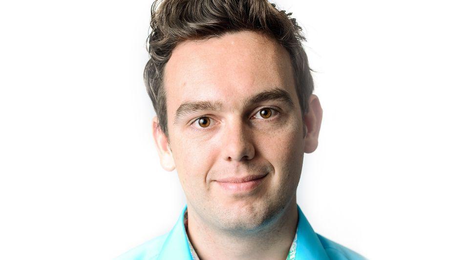 Martijn Lentz bloggervandemaand