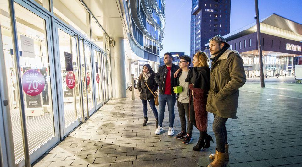 Medewerkers van vd Enschede Emiel Muijderman
