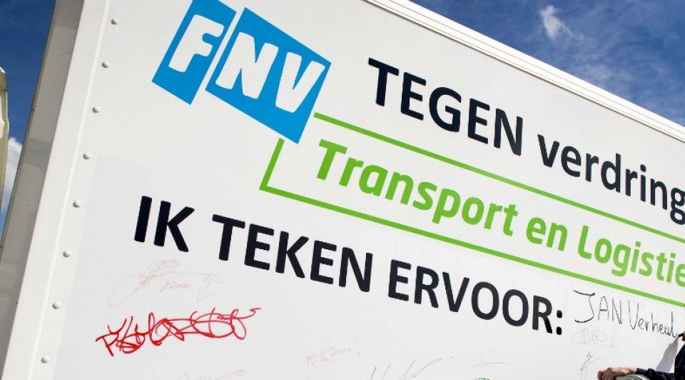 Meldpunt Verdringing Zuid Holland FNV
