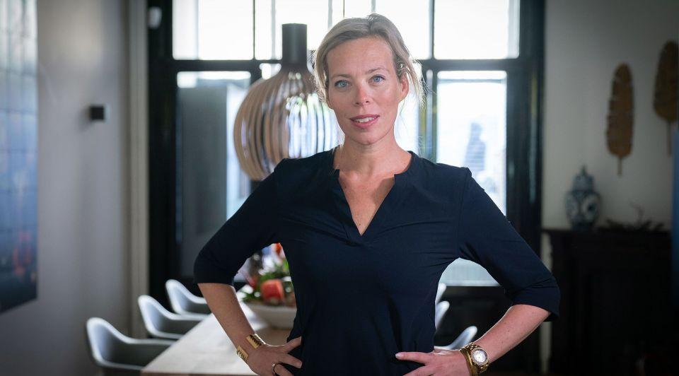 Monique Delsink Verkoopgeluk boek interview ondernemen